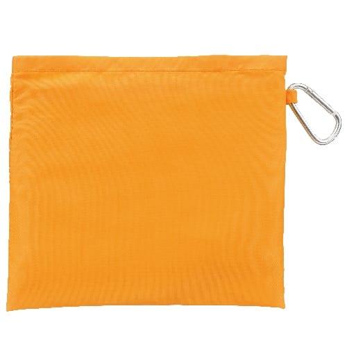 Ecolor 折りたたみ買い物かごバッグ(イエロー)の商品画像2枚目