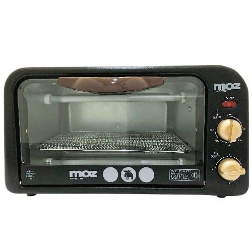 mozオーブントースター ブラックの商品画像2枚目