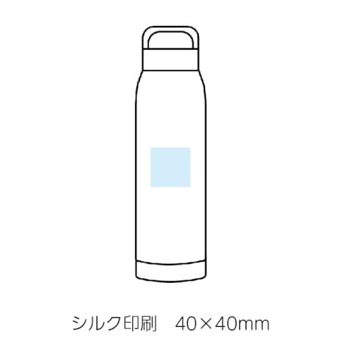 キャンプス 真空保冷温ボトル500mlの商品画像3枚目