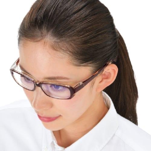備えて安心 シールドメガネ【エチケット・感染症対策・衛生用品】の商品画像2枚目