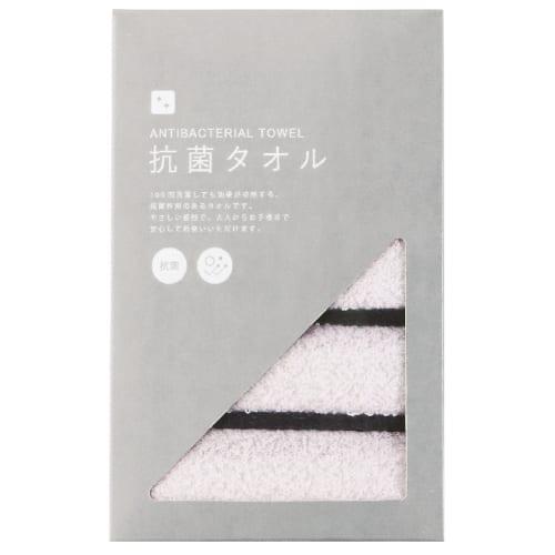 抗菌フェイスタオル【エチケット・感染症対策・衛生用品】の商品画像2枚目