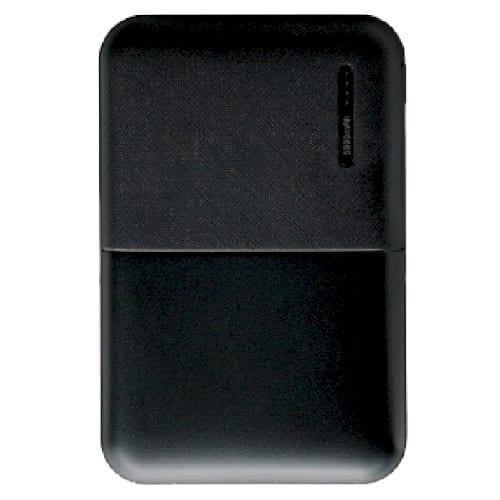 モバイルバッテリー5000mAh ブラック【名入れ短納期可能】の商品画像2枚目