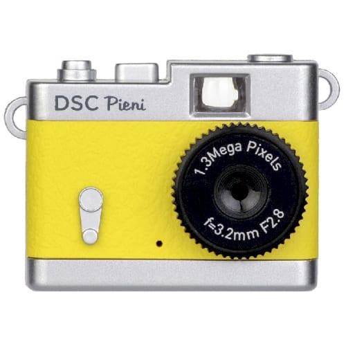トイカメラ PIENI 1個(レモンイエロー)の商品画像3枚目