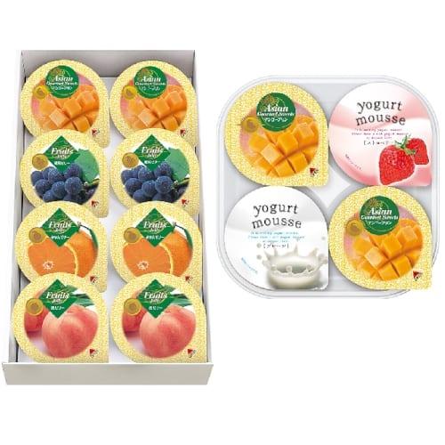 果実の恵み 涼菓抽選会50人用の商品画像3枚目