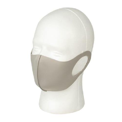 抗菌やわらかフィットマスク(名入れ対応)(グレー) 【名入れ短納期可能】の商品画像2枚目