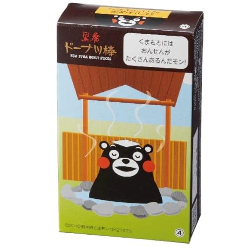 ドーナツ棒3本入 黒糖熊本城パッケージの商品画像2枚目