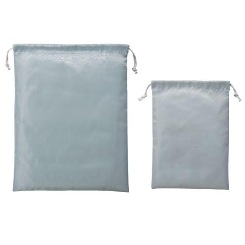 抗菌巾着2枚セット【エチケット・感染症対策】の商品画像2枚目