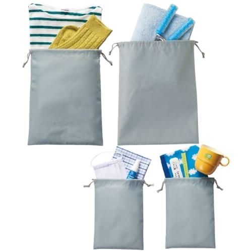 抗菌巾着2枚セット【エチケット・感染症対策】の商品画像4枚目