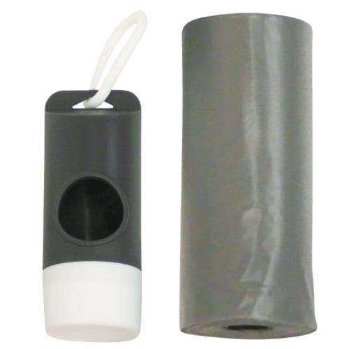 携帯ゴミ袋ケース ゴミ袋1本付の商品画像2枚目