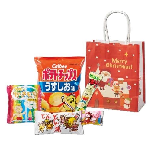 プレゼントサンタお菓子5点セット